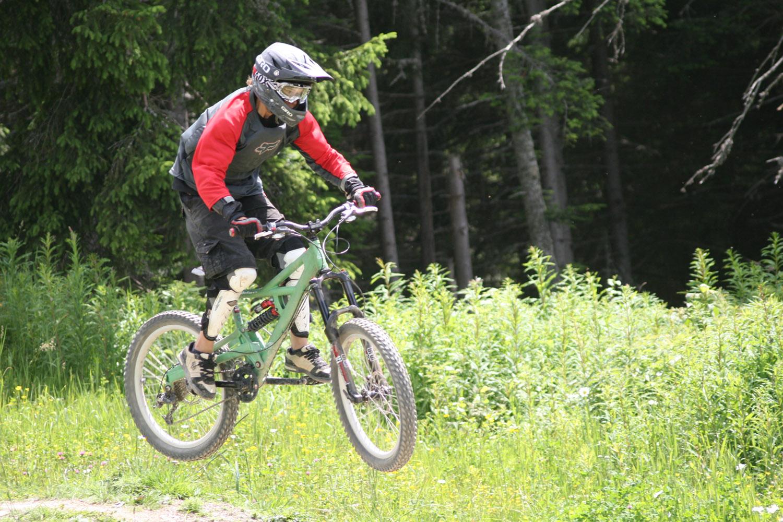 Mountain Bike Les Gets